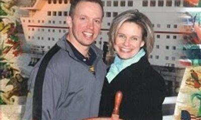 Jeremy Rytky with Andrea Barber