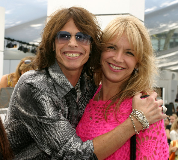 Steven Tyler ex wife Teresa Barrick