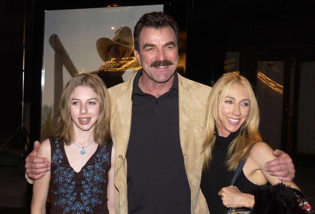 Tom Selleck Daughters