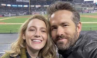 Blake Lively with Ryan