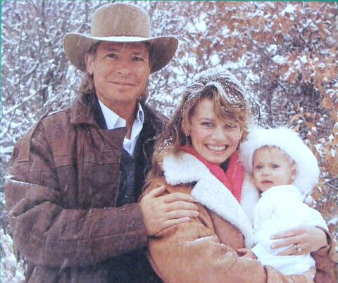 john denver with his daughter